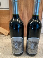 2 Bottles of Silver Oak Cabernet (2015 and 2013)